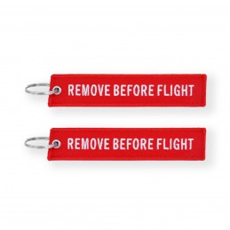 REMOVE BEFORE FLIGHT - Red