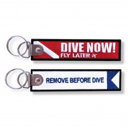 DIVE NOW! FLY LATER