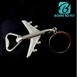 Aircraft Bottle Opener