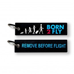 BORN TO FLY - Evolution
